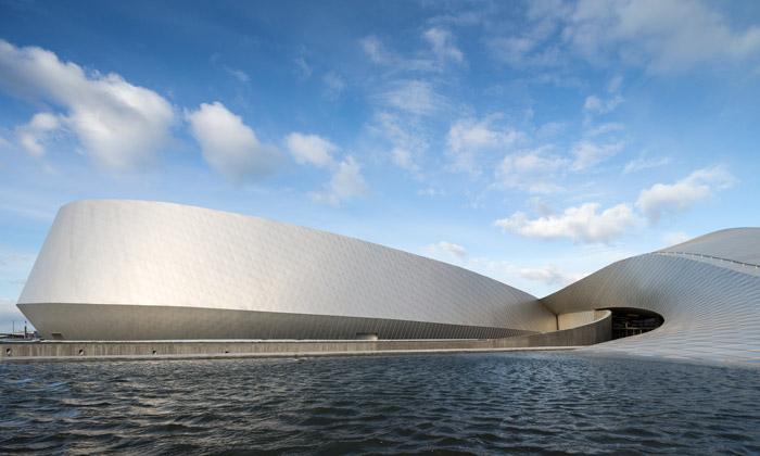 Kodaň postavila akvárium od3XN stočené dovíru