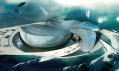 Akvárium The Blue Planet od 3XN na vizualizacích