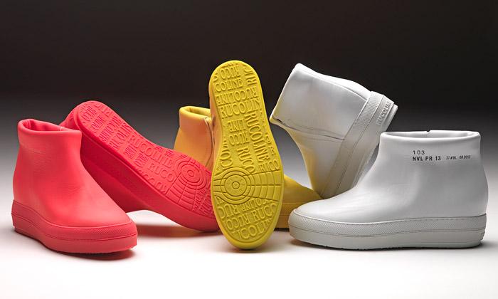 Jean Nouvel navrhl minimalistické tenisky Pure