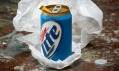 Carly Fischer a její papírové odpadky