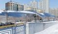 Čínské muzeum dřevěných soch v provincii Harbin od MAD