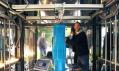 První testy 3D tisku od DUS Architects s tiskárnou KamerMaker