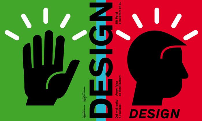 Kniha odJiřího Pelcla ukazuje tvůrčí proces designu