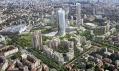 Mrakodrapy CityLife Milano od Zahy Hadid a architektů Arata Isozaki a Daniel Libeskind