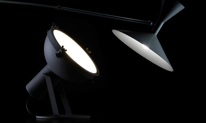 Nemo představilo kolekci světel odLe Corbusiera