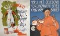 Ukázka z výstavy České plakáty v Hoornu