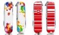 Návrhy nože Swiss Army Knife v soutěži grafiků pro Victorinox