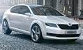 Koncept vozu Škoda Vision D