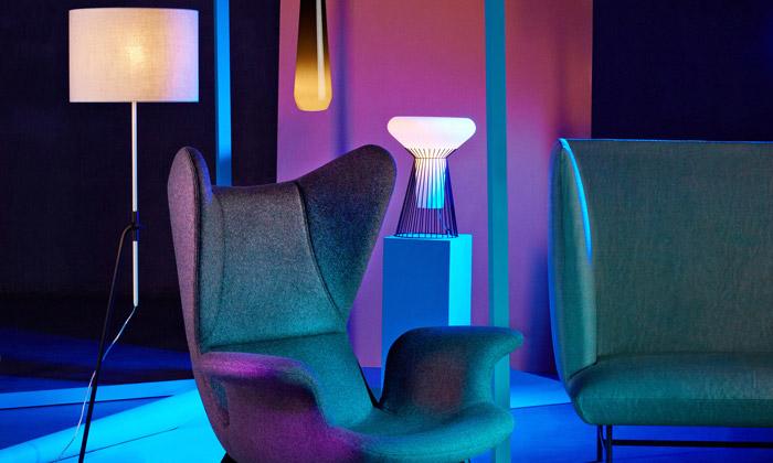 Diesel představil světla zčinelů ikeramický stolek