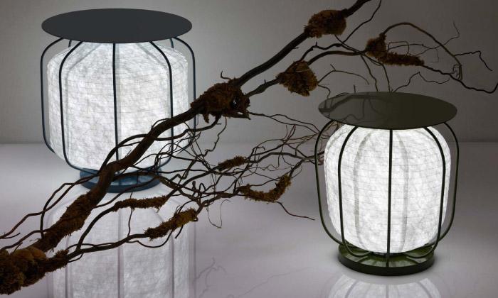 Arik Levy navrhl venkovní lucerny pro Forestier