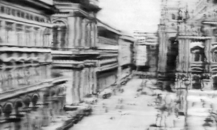 Richterův černobílý obraz prodán za rekordní sumu