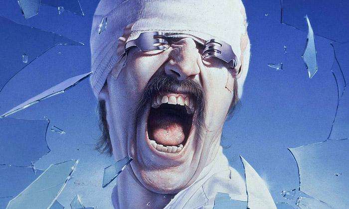 Gottfried Helnwein vystavuje své morbidní obrazy
