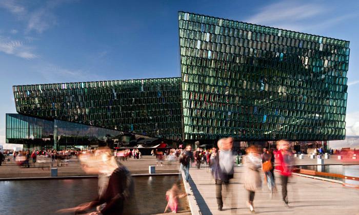 Islandská koncertní hala Harpa má prestižní ocenění