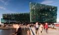 Koncertní hala akonferenční centrum Harpa odstudia Henning Larsen