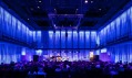Koncertní hala a konferenční centrum Harpa od studia Henning Larsen