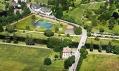 Přírodní koupaliště Naturbad Riehen od Herzog & de Meuron
