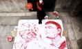 Hong Yi a její portréty bez použití štětce