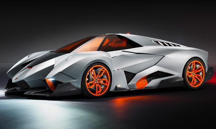 Lamborghini vytvořilo jediný exemplář vozu Egoista
