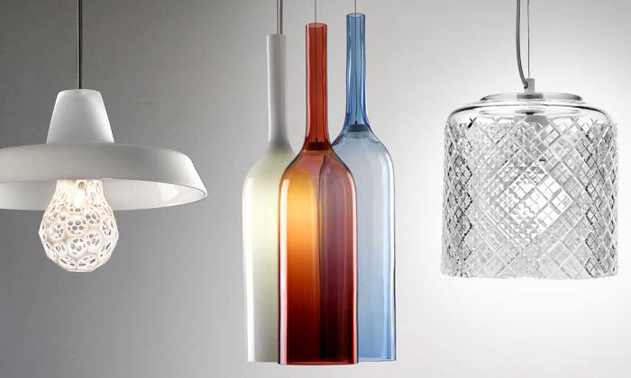 Lasvit předvedl světla Jar RGB ibroušené žárovky