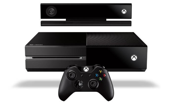 Herní konzole a multimediální centrum Microsoft Xbox One