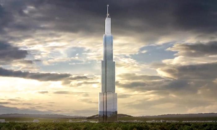 Čína postaví nejvyšší budovu světa za sedm měsíců