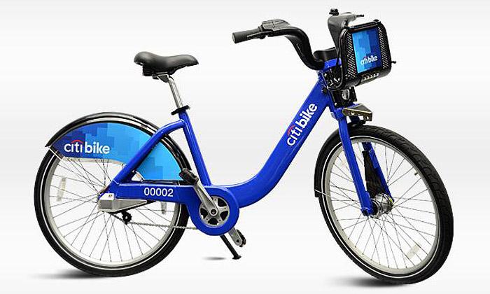 New York má sdílená kola Citi Bike navržená lidmi