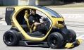 Koncept vozu sportovního Renault Twizy F1