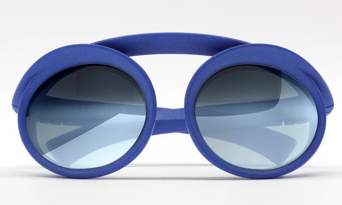 Ron Arad vytiskl brýle Springs pro PQna3D tiskárně