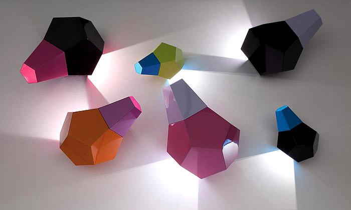 Fuksas navrhli tři sladká světla Candy pro Zonca
