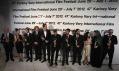 Udílení cen na mezinárodním filmovém festivalu v Karlových Varech