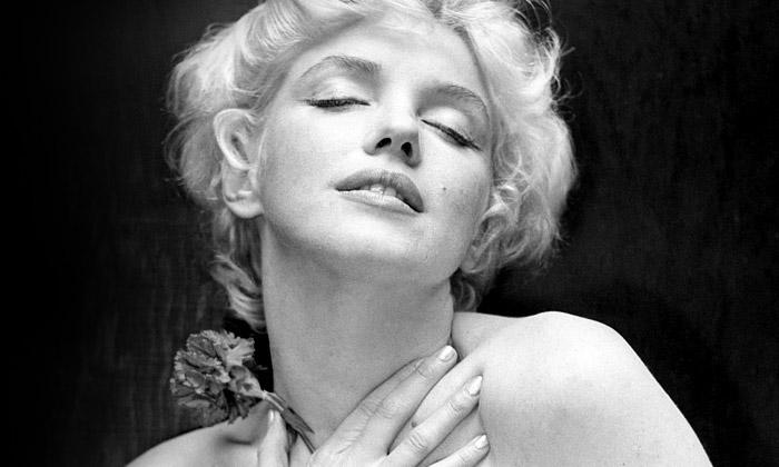 Ukázka z výstavy Marilyn v Praze