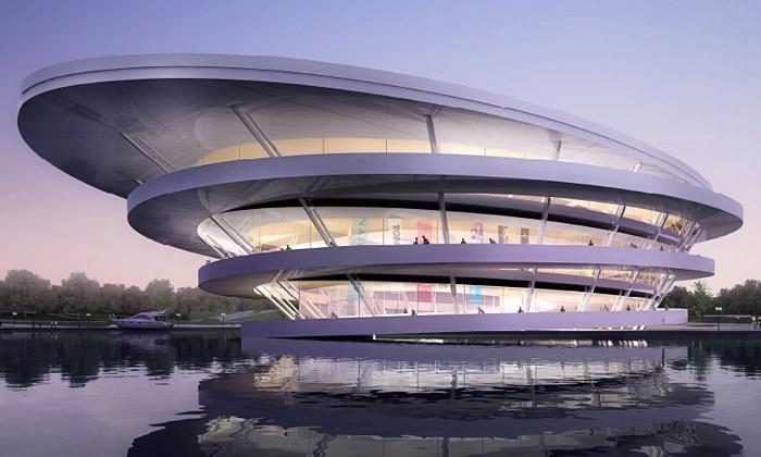 Šanghaj chce postavit cyklistické město budoucnosti