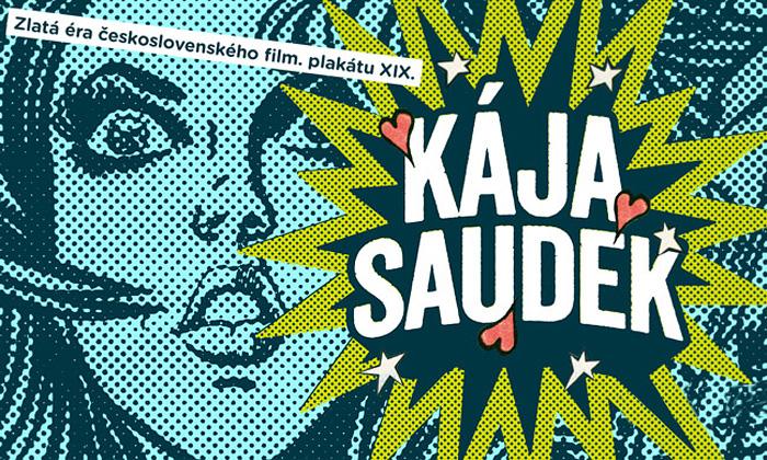 Komiksový král Kája Saudek má výstavu plakátů