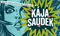 Plakát kvýstavě filmových plakátů Kája Saudek