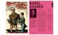 Ukázka z katalogu k výstavě Kája Saudek