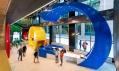 Kanceláře společnosti Google virském Dublinu