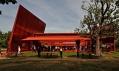 Pavilon Serpentine Gallery na rok 2010 od Jeana Nouvela