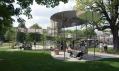 Pavilon Serpentine Gallery na rok 2009 od SANAA