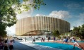 Copenhagen Arena od 3XN v Kodani