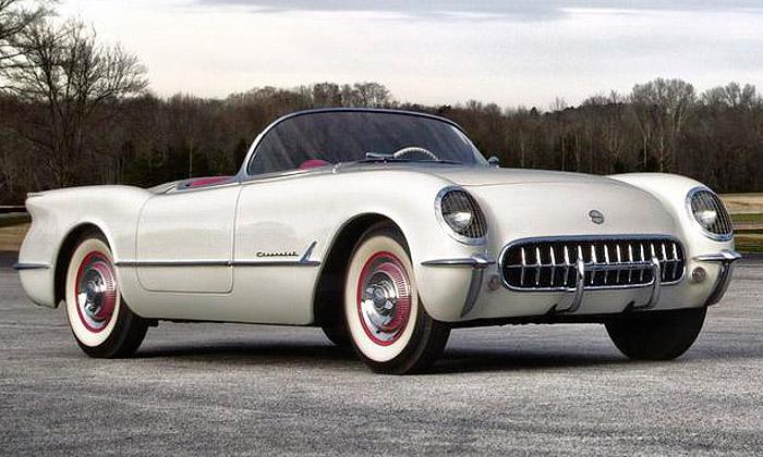 Legendární sporťák Corvette slaví výročí 60 let