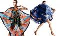 Kolekce šátků značky Hermès na jaro a léto 2013