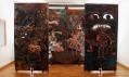 Pohled do výstavy Jana Švankmajera s názvem Možnosti dialogu