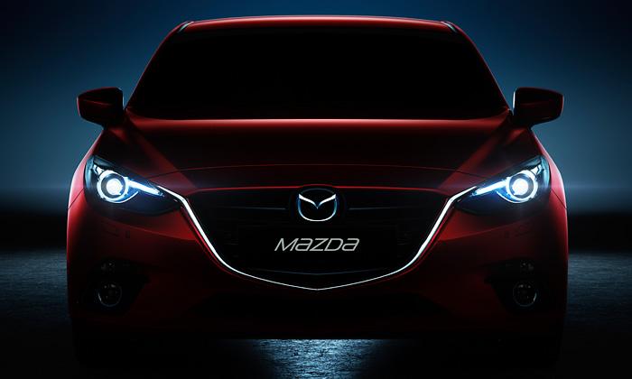 Nová Mazda3 Hatchback na rok 2013