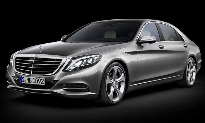 Mercedes-Benz uvedl nový model zluxusní třídy S