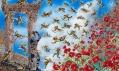 Raqib Shaw – Sv.Šebestián vmakových květech