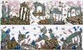 Další díla umělce Raqiba Shawa nevystavená v Galerii Rudolfinum