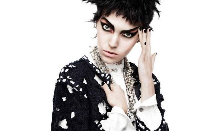 New York vystavuje punkovou módu se100 modelů