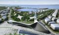 Zaha Hadid a její areál pro Expo 2020 v İzmiru