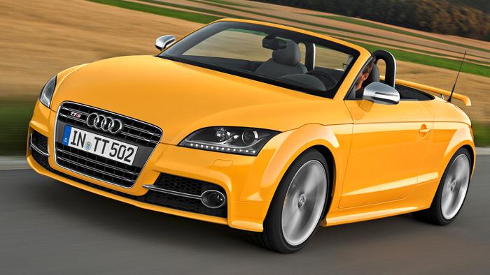 Audi slaví limitovanou edicí vozu TTS Competition