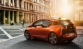 Městské vozidlo BMW i3 na elektrický pohon